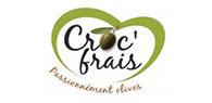 entreprises alimentaires - logo croc frais