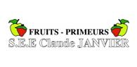 entreprises alimentaires - logo janvier fruits primeurs