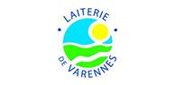 entreprises alimentaires - logo laiterie de varennes