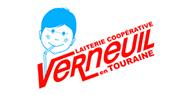 entreprises alimentaires - logo laiterie de verneuil
