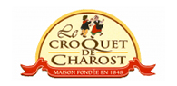 entreprises alimentaires -logo le croquet de charost