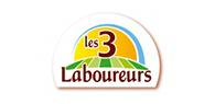 entreprises alimentaires - logo les 3 laboureurs