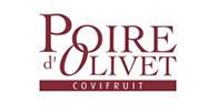 entreprises alimentaires - logo poire d'olivet