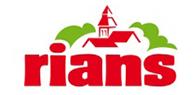 entreprises alimentaires - logo rians