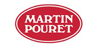 entreprises alimentaires - logo martin pouret