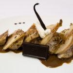 Plat : Filet de poulet façon Belle - Hélène