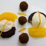 Dessert : Quand l'ail et l'orange s'entrechoc
