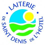 logo laiterie saint denis de l'hotel