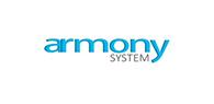 partenaires - logo armony system