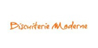 entreprises alimentaires - logo biscuiterie moderne