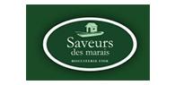 entreprises alimentaires - logo saveurs des marais